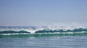 OffshoreWave Royalty Free Stock Images
