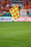 Offside trap Stock Image