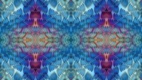 Offuschi il fondo multicolore astratto per la progettazione dei tessuti, Fotografie Stock