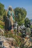 Ofiara dziewica Guadalupe Zdjęcia Royalty Free