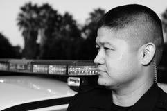 oficer policja Fotografia Stock