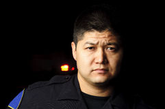 oficer policja Zdjęcie Royalty Free
