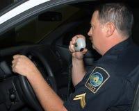 oficer policja Obraz Royalty Free