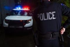 Oficial de polícia Imagens de Stock