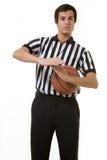 Oficial do basquetebol Imagens de Stock Royalty Free