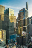 Oficina central de Morgan Stanley New York Foto de archivo