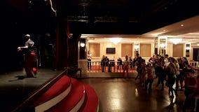 Oficina da academia de WADF filme
