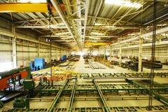 Oficina da fábrica Fotografia de Stock Royalty Free