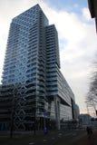 Oficina de Babilonia en la estación centraal en Den Haag en los Países Bajos foto de archivo libre de regalías