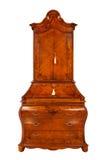Oficina de madera Fotografía de archivo