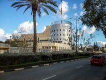 Oficina de policía principal de Rishon Le Zion Imagen de archivo