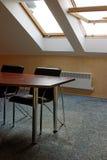 Oficina de Soho en buhardilla Foto de archivo libre de regalías