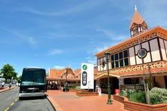 Oficina de viaje de Rotorua del turismo en Rotorua - Nueva Zelanda Imagenes de archivo
