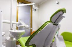 Oficina del dentista Foto de archivo