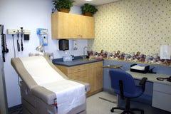 Oficina del doctor Fotografía de archivo libre de regalías