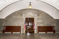 Oficina del gobernador del estado de Missouri foto de archivo