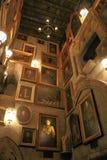 Oficina del ` s de Dumbledore en el mundo de Wizarding de Harry Potter imagen de archivo