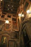 Oficina del ` s de Dumbledore en el mundo de Wizarding de Harry Potter fotos de archivo libres de regalías