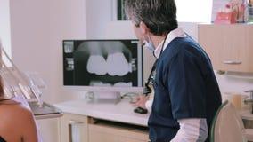Oficina dental almacen de video