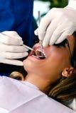 Oficina dental fotos de archivo libres de regalías