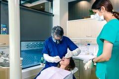 Oficina dental foto de archivo