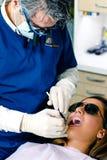 Oficina dental Imagen de archivo libre de regalías