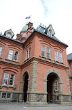 Oficina gubernamental anterior de Hokkaido en Sapporo Fotos de archivo libres de regalías