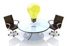 Oficina, ideas del negocio Imagenes de archivo