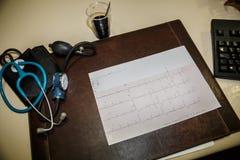Oficina médica Imágenes de archivo libres de regalías