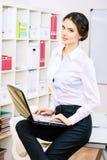 Oficina Manager Foto de archivo libre de regalías
