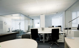 Oficina moderna Imagen de archivo