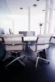 Oficina moderna lujosa Foto de archivo libre de regalías
