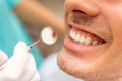 Oficina profesional del dentista fotografía de archivo libre de regalías