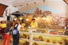 Oficina Yurashko do pão-de-espécie de Lviv Foto de Stock Royalty Free