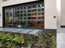 Oficinas de Facebook Londres Foto de archivo libre de regalías