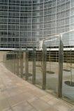 Oficinas de la Comisión Europea en la Bruselas Fotografía de archivo