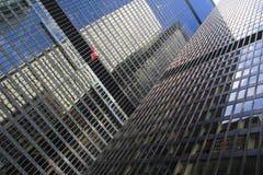 Oficinas de negocios corporativas Foto de archivo libre de regalías