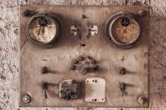 Oficinas do detalhe e minas de Alquife dos armazéns Fotografia de Stock Royalty Free