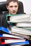Oficinista Fotos de archivo