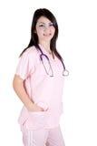Oficio de enfermera autorizado Imagen de archivo libre de regalías