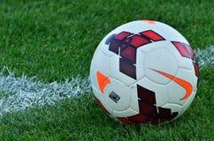 Oficjalna piłka Zdjęcie Stock
