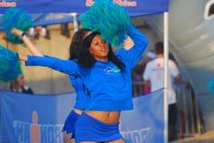 Cheerleaders Zdjęcie Stock