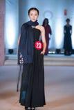 ofIntellectual skönhet-mode för Trettio-tredje serie show Arkivbild
