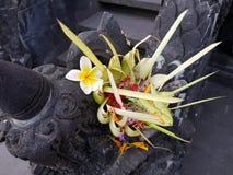 Ofrecimiento de Bali foto de archivo libre de regalías