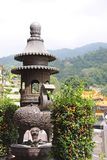 Ofrendas chinas del templo Imagenes de archivo