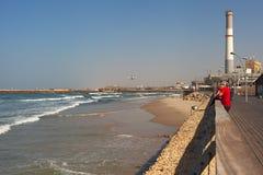 OfTel Aviv ландшафта Стоковое Изображение RF