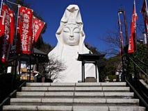 Ofuna Kuan Yin en Ofuna en Kamakura Foto de archivo