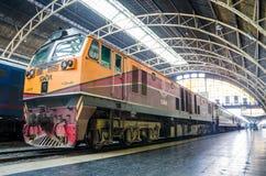 Ogólna elektryczna lokomotywa. Zdjęcia Royalty Free