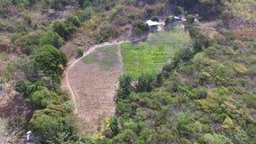 Ogólnego widoku dom w wsi Obrazy Stock