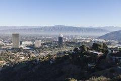 Ogólnoludzki miasto Kalifornia i Burbank Obrazy Stock